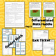 3rd Grade Lesson Plans Algebraic Reasoning 3.4K 3.5A 3.5B 3.5E 3.6D 3.8B