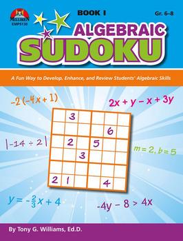Algebraic Sudoku Bk 1