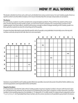 Algebraic Sudoku Bk 2