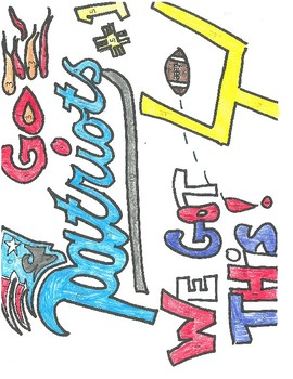 Algebraic Terms ~ Practice and Patriots Coloring Sheet
