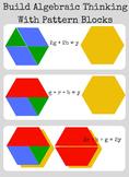 Algebraic Thinking With Pattern Blocks