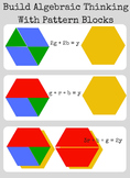 Algebraic Thinking With Pattern Blocks