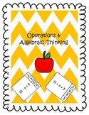 Algebraic Thinking for Young Learners!