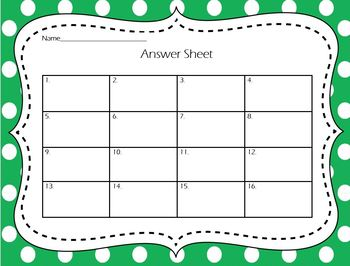 Algebraic Thinking (input-output tables and writing equations) Task Cards