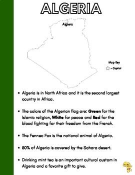 Algeria Learning Pack