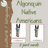 Algonquin  3 Part Cards DNEALIAN