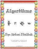 Algorithms/Fluency Practice