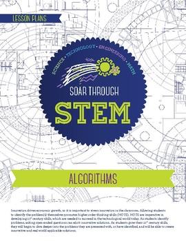 Algorithms - STEM Lesson Plan