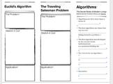 Algorithms: The Secret Rules of Modern Living Worksheet