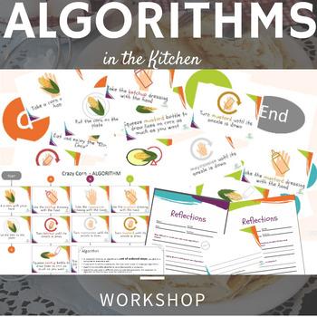 Algorithms in the Kitchen - Workshop