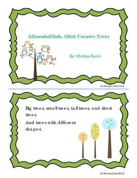 Alhamdulillah, Allah Creates Trees
