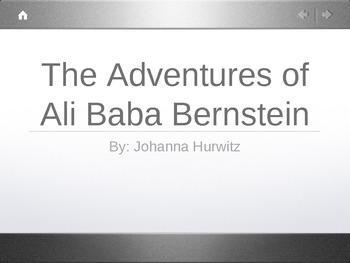 Ali Baba - Treasures Unit 1 Vocabulary
