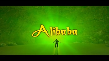 Ali Baba and the 40 thieves
