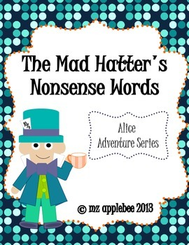 Alice Adventure Series: Nonsense Words