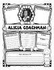 Alicia Coachman Research Organizers for Black History Month