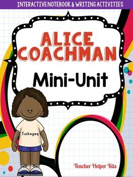 Alice Coachman- Black History Month Activity