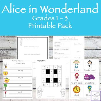 Alice Grades 1-3 Pack