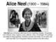 Alice Neel PPT, 5-12