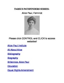 Alice Paul Pathfinders