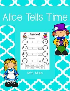 Alice Tells Time