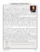 Alice Walker: An Introduction Informational Texts, Activities Gr 9-11