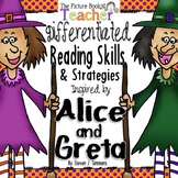 Reading Skills and Strategies inspired by Alice and Greta