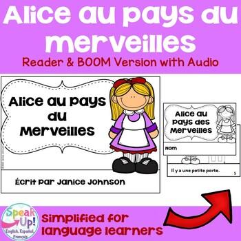 Alice au Pays des Merveilles French Alice in Wonderland Reader