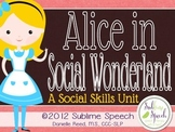 Alice in Social Wonderland