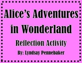 Alice in Wonderland Activity Packet