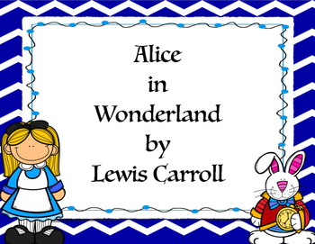 Alice in Wonderland Character Traits