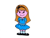 Alice in Wonderland Clipart