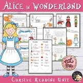 Alice in Wonderland Book Companion