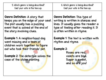Alice in Wonderland Editable (3rd & 4th grade Reading, Writing and Math)