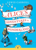 Alice in Wonderland Excerpt with Vocabulary PPT and Questions