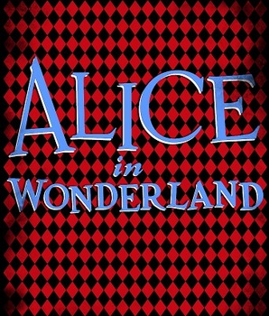 Alice in Wonderland Go Fish or Matching Game Cards AND Flashcards