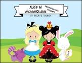 Alice in Wonderland Homework Passes