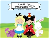 Alice in Wonderland Homework Passes