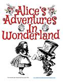 Alice in Wonderland Lap Book