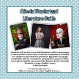 Alice in Wonderland Literature Guide