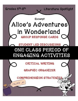 Alice in Wonderland Literature Spotlight