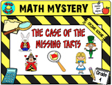Math Mystery The Case of the Missing Tarts Grade 4