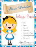 Alice in Wonderland Mega Pack