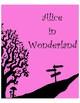 Alice in Wonderland Minimalist Poster