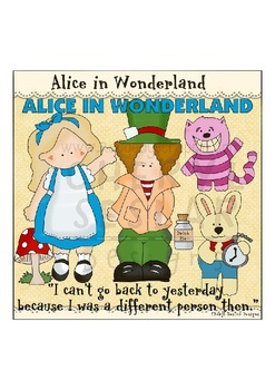 Alice in Wonderland ~NO LICENSE REQUIRED SET~