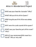 Alice in Wonderland PP Project