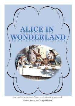 Alice in Wonderland - Playscript