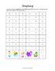 Alice in Wonderland Preschool Learning Pack