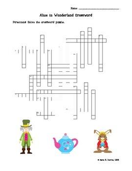 Alice in Wonderland Puzzle Pack