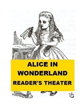 Alice in Wonderland - Reader's Theater