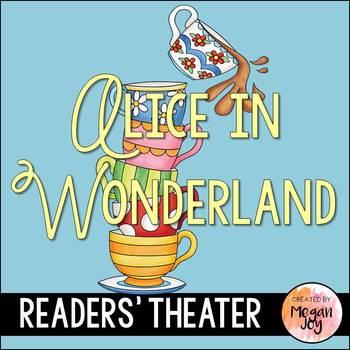 Alice in Wonderland Readers' Theater